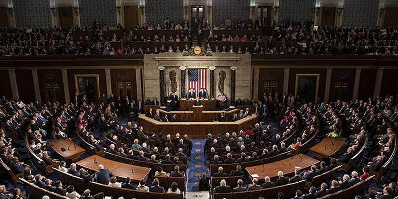 ABD Temsilciler Meclisi, 484 milyar dolarlık ek bütçeyi onayladı
