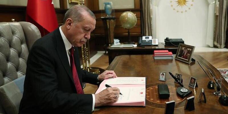 """Cumhurbaşkanı Erdoğan'dan """"Türkiye Su Erozyonu Haritası"""" genelgesi"""