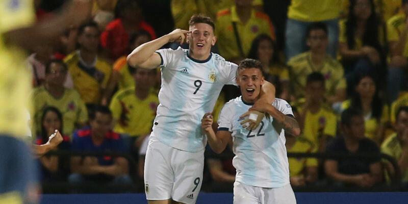 Trabzonspor'a Arjantinli milli golcü!