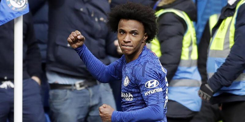 Willian Chelsea'den Liverpool'a gidiyor!
