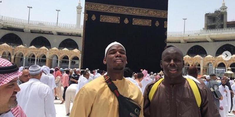 Paul Pogba'dan ramazan mesajı