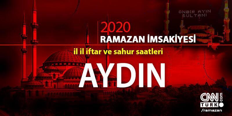 Aydın imsakiyesi 2020… 25 Nisan, Aydın iftar vakti ne zaman, akşam ezanı saat kaçta?