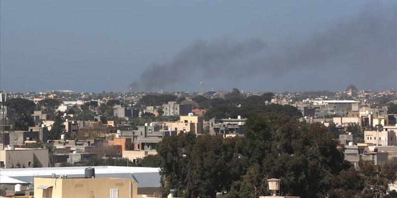 Hafter milisleri Trablus'a saldırdı! 3 sivil hayatını kaybetti