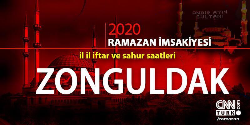 Zonguldak imsakiyesi 2020… 25 Nisan Zonguldak iftar vakti ne zaman, akşam ezanı saat kaçta?