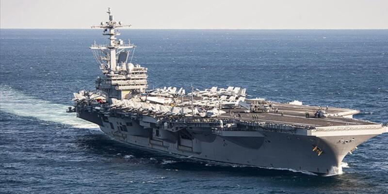 Bir ABD savaş gemisinde daha koronavirüs vakaları tespit edildi