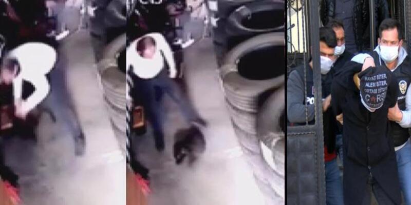 Yavru köpeği öldüren cani hakkında karar verildi