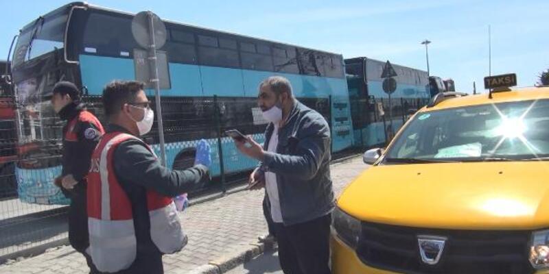Taksiciye aynı gün içinde aynı yerde iki kez ceza