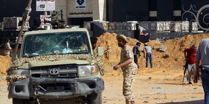 3 ülkeden Libya'da ateşkes çağrısı