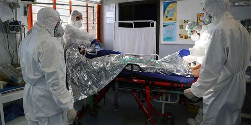 Fransa'da koronavirüsten ölenlerin sayısı 22 bin 614'e yükseldi