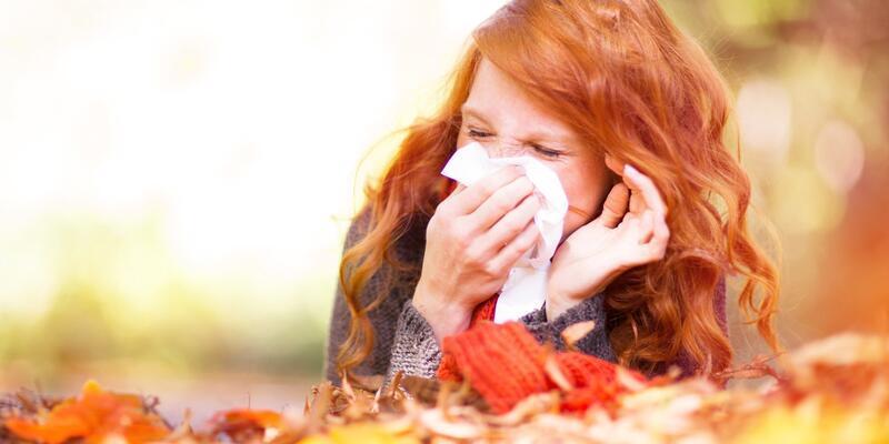 Bahar alerjilerinin sebebi histamin olabilir