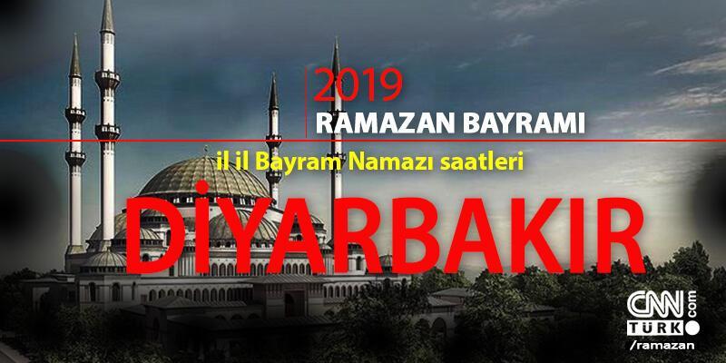 26 Nisan Diyarbakır iftar vakti 2020 imsakiye: Diyarbakır iftar saati kaç?