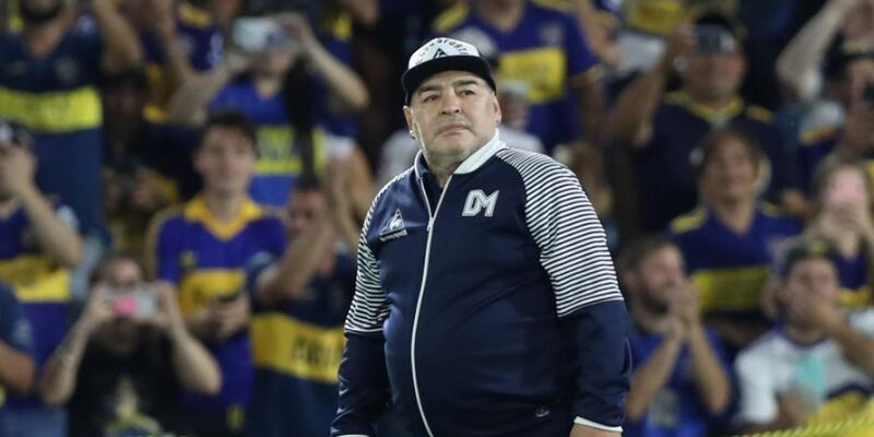 Maradona: Sevgilimi görecekmişim gibi hissediyorum