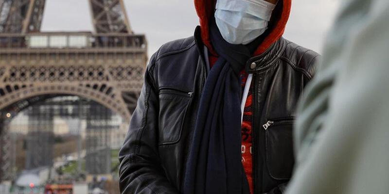 Fransa'da koronavirüs kabusu sürüyor!