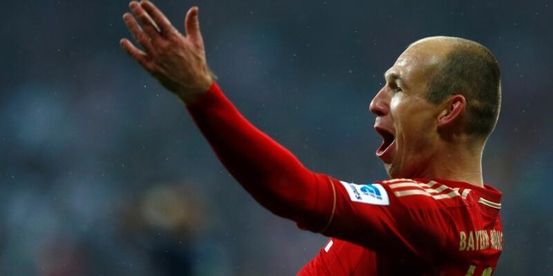 Arjen Robben'den şaşırtan karar