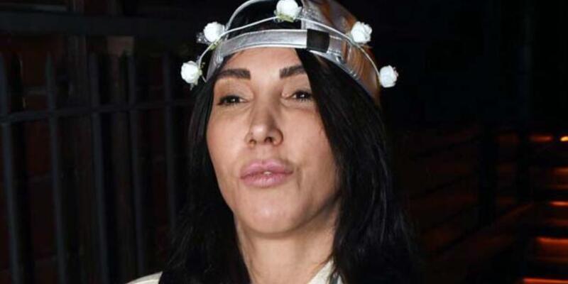 Takıntılı hayranı Hande Yener'in evine izinsiz girip kabus dolu anlar yaşattı