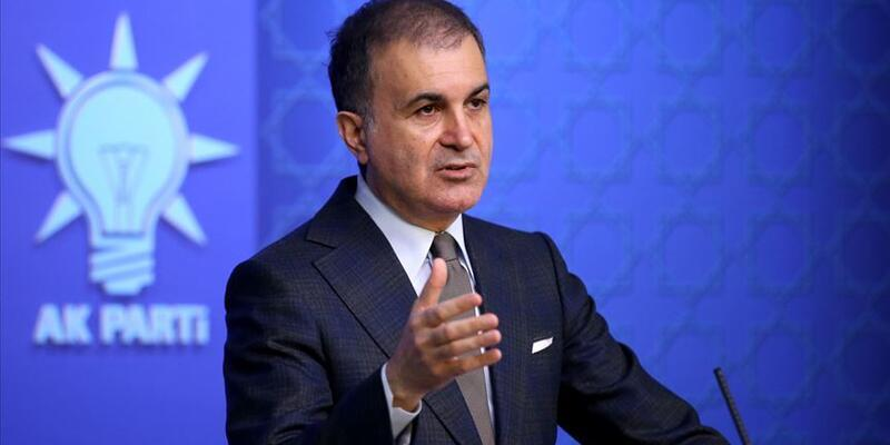 AK Parti Sözcüsü Ömer Çelik'ten Ankara Barosu'na tepki