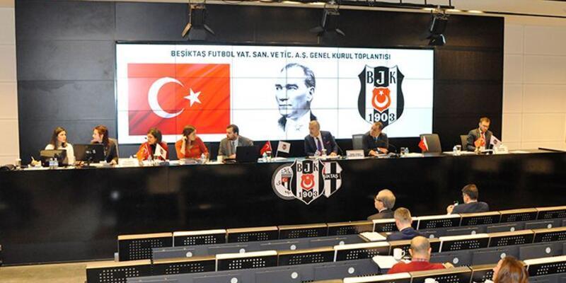 Beşiktaş'ta olağan idari ve mali genel kurul toplantısı ertelendi