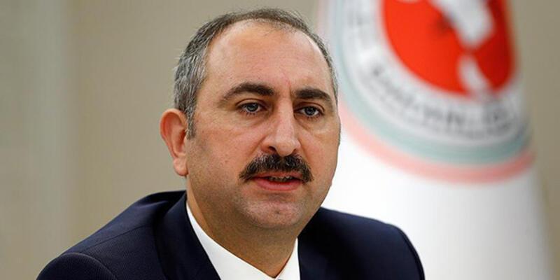 Son dakika... Adalet Bakanı Gül'den Ankara Barosu'na tepki