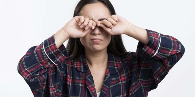 Ramazanda gözlerinin uykusuzluktan etkilenmesin