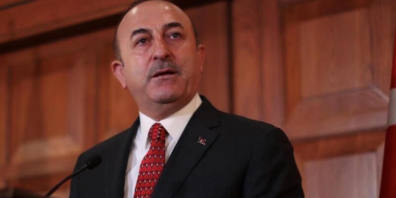 """Çavuşoğlu'ndan Yunanistan Dışişleri Bakanı'na: """"İnsani konuları siyasete alet etmeyin"""""""