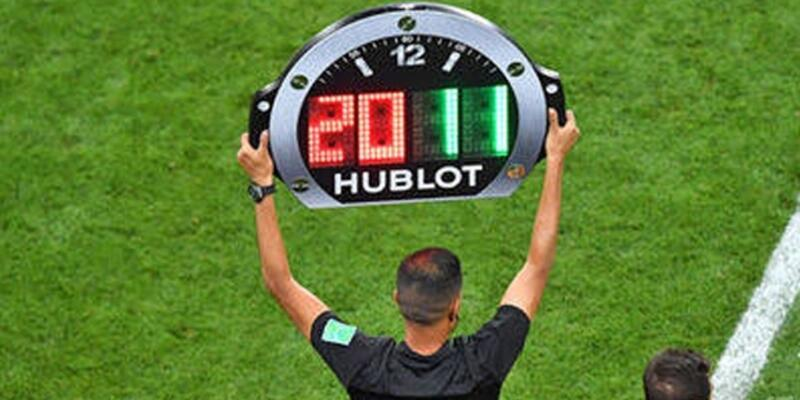 FIFA'dan 5 oyuncu değişikliği önerisi