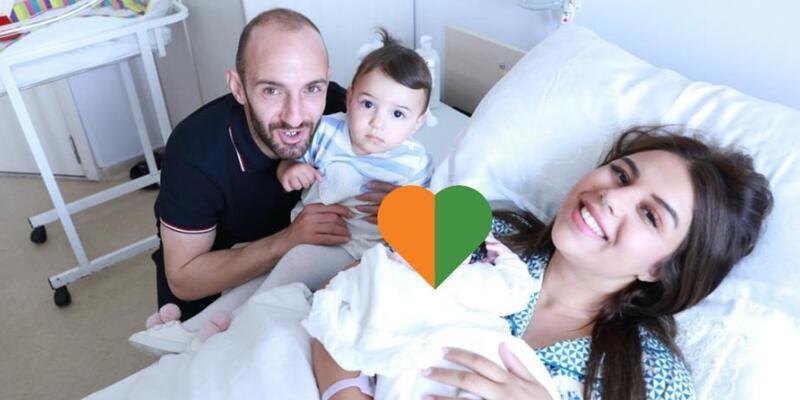 Efecan Karaca ikinci kez baba oldu