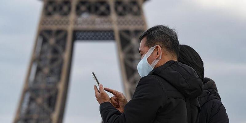 Fransa'da ölü sayısı 23 bini aştı