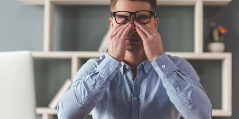 Sosyal izolasyon sürecinde göz sağlığına dikkat