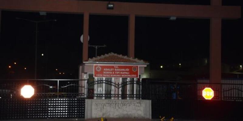 Konya E Tipi Kapali Cezaevi'nde 55 hükümlü ve tutuklunun Covid-19 testi pozitif çıktı