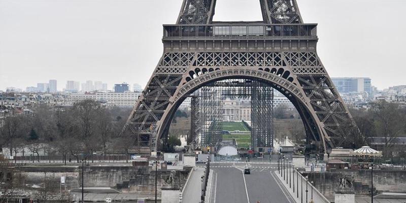 Fransa'da Kovid-19 tedbirleri aşamalı gevşetilecek