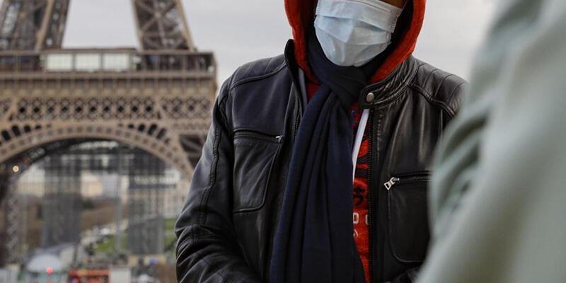 Fransa'da koronavirüsten can kaybı 23 bin 660'a yükseldi