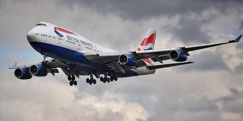 BritishAirways'te 12 bin kişinin işten çıkarılması planlanıyor