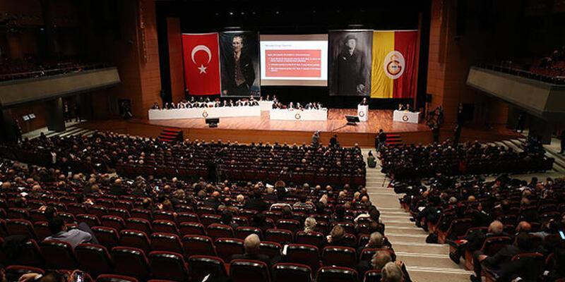 Galatasaray'da kongre eylülde