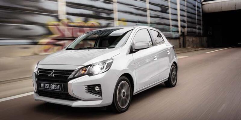 """Mitsubishi'nin """"dinamik kalkanlı"""" otomobili geldi"""