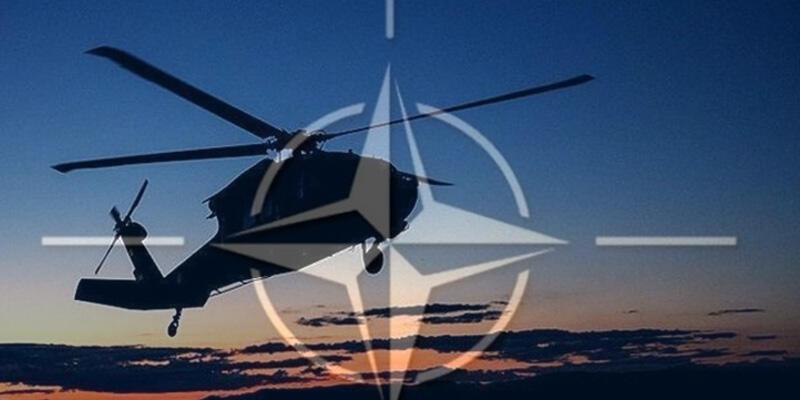 Son dakika... NATO askeri helikopteri Adriyatik'te kayboldu
