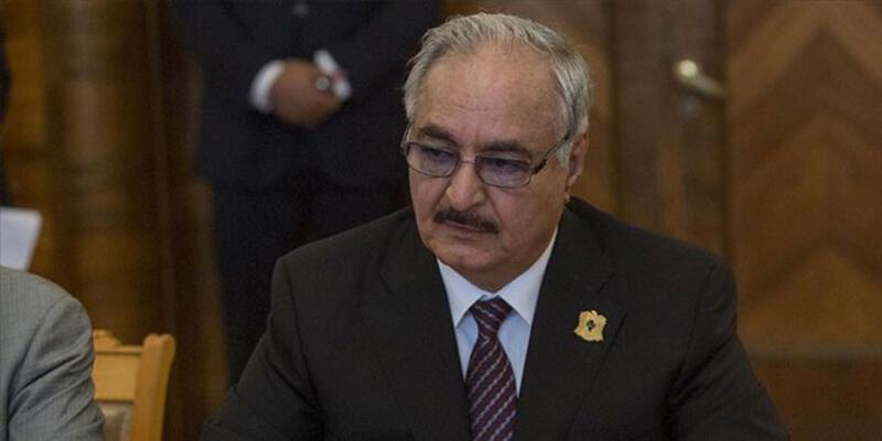 Libya'da Hafter, ramazan ayı boyunca tek taraflı ateşkes ilan ettiğini öne sürdü