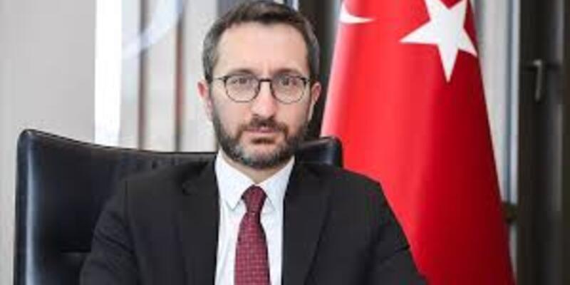 İletişim Başkanı Altun'dan AB'nin Afrin'deki terör saldırısıyla ilgili açıklamasına tepki