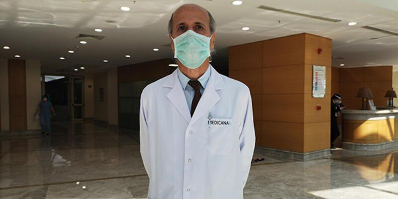 """Koronavirüsü yenen Profesör Şengül'den """"sitokin fırtınası"""" uyarısı"""