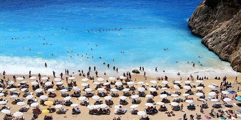 Turizm gelirleri ilk çeyrekte yüzde 11.4 azaldı
