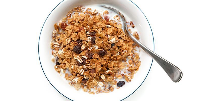 Pratik granola tarifi