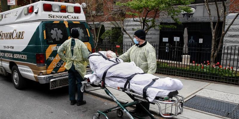 ABD'de savaş gazilerinin kaldığı yaşlı bakım evinde Covid-19 dramı: 67 ölü