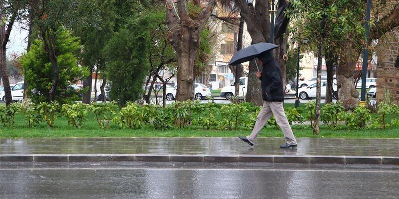 Türkiye genelinde bir hafta süreyle yoğun yağış etkili olacak
