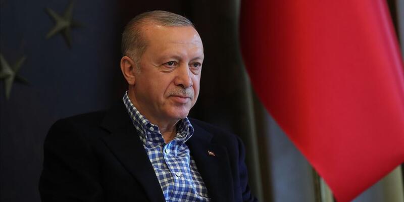 Cumhurbaşkanı Erdoğan'dan TANAP mesajı