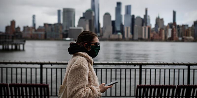 Son dakika... ABD'de koronavirüs nedeniyle son 24 saatte 2 bin 637 ölüm