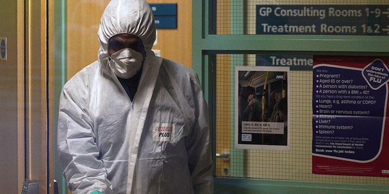 İngiltere'de koronavirüsten can kaybı 26 bin 711'e yükseldi