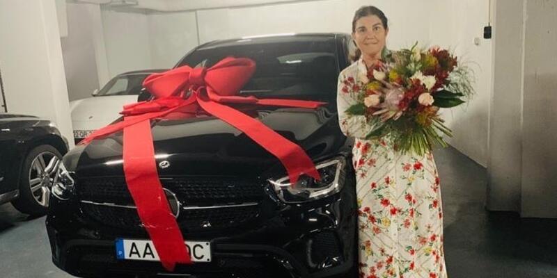 Ronaldo'dan anneler günü hediyesi
