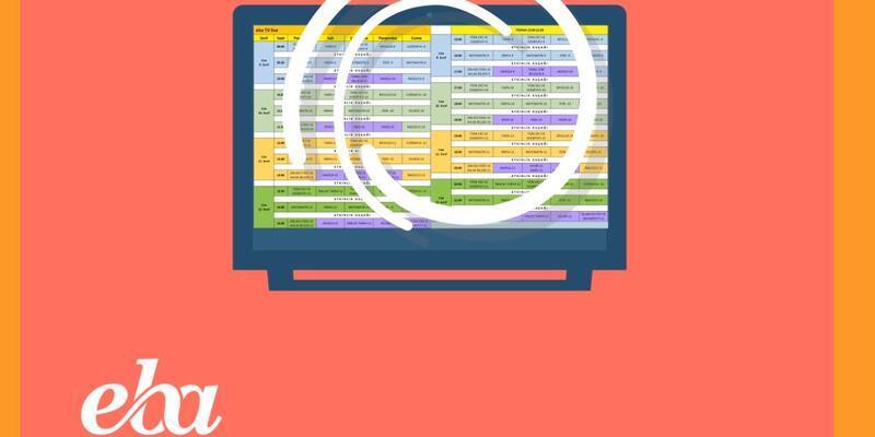 EBA TV ders programı 4 Mayıs: İşte, EBA TV haftalık ders programı