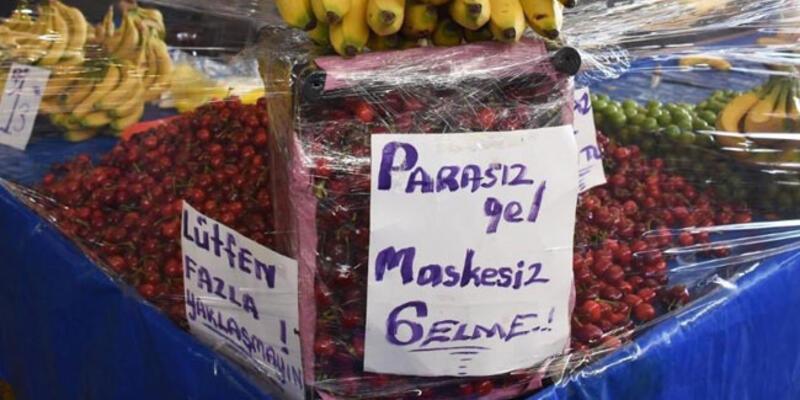 Sağlık Bakanı Koca'dan semt pazarlarında maske uyarısı