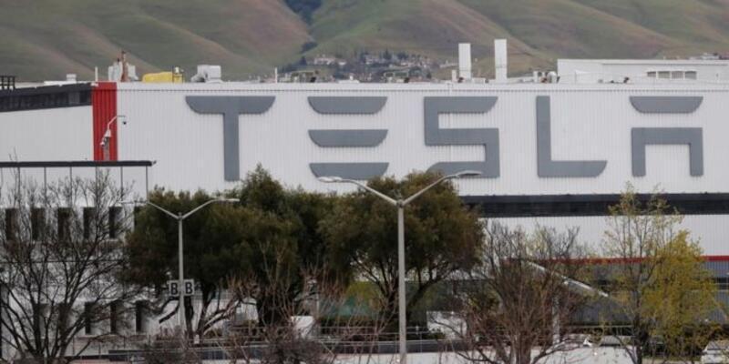 ABD'deki Tesla fabrikası kapalı kalacak
