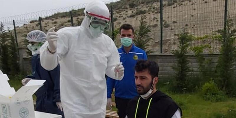 Yeni Malatyaspor'da Kovid-19 testleri negatif çıktı